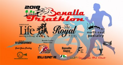 2018 Benalla Triathlon